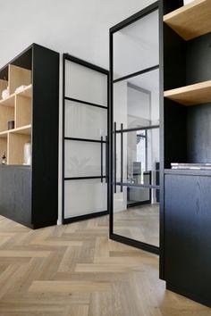 www.lifs.nl #lifs #interior #interiordesign #interieuradvies #ontwerp #3D #visgraat #kleuradvies Decor, Ensuite, Room Divider, Furniture, House, Beautiful Homes, Interior Design, Home Decor, Room
