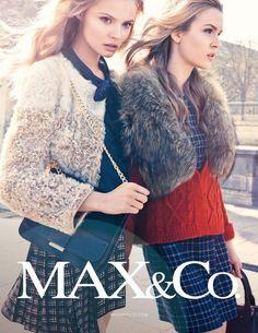 Max & Co - Max & Co Fall Winter 2012 Campaign