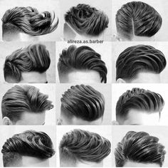 What do you think of this hairstyle? Comment below Best Picture For hair and beard styles over 50 Fo Mens Hairstyles With Beard, Cool Hairstyles For Men, Boy Hairstyles, Hair And Beard Styles, Haircuts For Men, Curly Hair Styles, Barber Hairstyles, Hairstyle Men, Trending Hairstyles