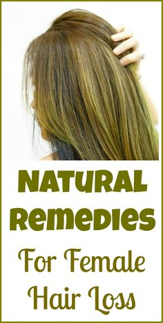Thicker Hair Remedies Natural remedies for female hair loss, instead of potentially dangerous drugs. - Natural female hair loss remedies that include essential oils, herbal supplements and a special shampoo designed to support a healthy scalp. Why Hair Loss, Hair Loss Causes, Oil For Hair Loss, Hair Loss Women, Stop Hair Loss, Prevent Hair Loss, Female Hair Loss, Hair Remedies For Growth, Hair Loss Remedies
