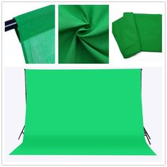 Sale US $18.52  CY Free ship 3x2M Solid color Backgrounds Green screen cotton Muslin background Photography backdrop lighting studio Chromakey  Get promo for product: Laptop