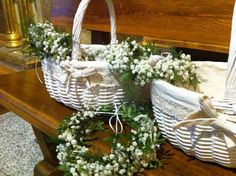 Wicker Baskets, Straw Bag, Wordpress, Wedding, Home Decor, Floral Decorations, Bridesmaids, Crowns, Weddings