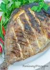 Grilled Pompano is a delicious dish that anyone can prepare. Aside from tasting fresh and delicious, I like grilled pompano because it does not require a lot of ingredients and it is simple to prepare. Pompano Fish Recipe, Sauce Recipes, Seafood Recipes, Paleo Recipes, Cooking Recipes, Grilled Fish Recipes, Grilled Seafood, Tilapia Recipes, Recipes