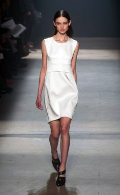 Narciso Rodriguez fall/winter 2014-15 New York