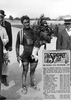 Een Belg wint de Tour de France. by mathildepaukens, via Flickr