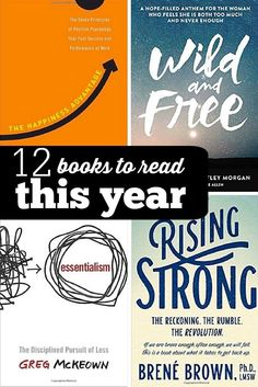 It can be so hard to decide what to read next. There are so many options! It is overwhelming. Here are 12 books I am dying to read this year. These books fall right in line with Modern Mrs. Darcy's reading challenge. It is all the book inspiration you need!