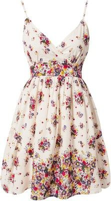 Rut&Circle Wrap Flower Dress
