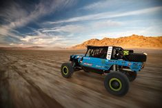 Ford Bronco 'Brocky' Off-Road Buggy | HiConsumption