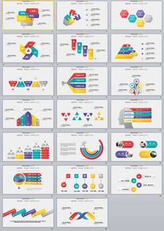 20 best infographic powerpoint templates
