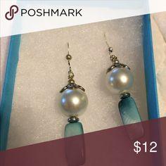 Stunning handmade earrings Dangle Jewelry Earrings