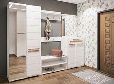 The Best 2019 Interior Design Trends - Interior Design Ideas Condo Design, Home Design Decor, Apartment Design, Home Interior Design, Home Decor, Entrance Hall Furniture, Home Entrance Decor, Living Room Divider, Living Room Lounge