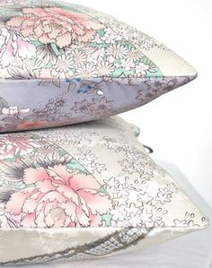 Luxury Cushion Pillow perfect for a Bridal by BeccaCadburyDesign