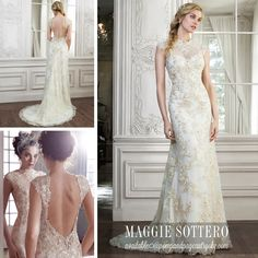 Camelia from @maggiesottero 2015 Spring Collection