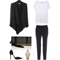 """Relaxed """"dressy"""" night out"""