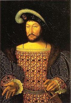 Frans I  Geboren: 12 september 1494, Cognac, Frankrijk Overleden: 31 maart 1547, Rambouillet, Frankrijk  Frans I was de grootste tegenspeler in Europa van Karel V. In de jaren 1520 vochten zij twee grote oorlogen uit. De aanleiding was het bezit van de Italiaanse gebieden.