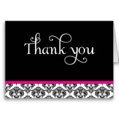 >>>Are you looking for          	Black, White and Pink Damask Thank you Card           	Black, White and Pink Damask Thank you Card Yes I can say you are on right site we just collected best shopping store that haveThis Deals          	Black, White and Pink Damask Thank you Card today easy to ...Cleck Hot Deals >>> http://www.zazzle.com/black_white_and_pink_damask_thank_you_card-137398517873290150?rf=238627982471231924&zbar=1&tc=terrest