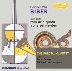 Purcell Quartet/Benn - Heinrich Von Biber:Sonatae