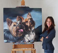 Aimee Hoover- Pet Portraits