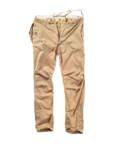 Story The Military Windpant is one of our greatest examples of remaining true to the heritage and functionality that gave heart to the original. Super lightweight cotton/nylon shell fabric of incredibly high tensile strength, this material was the do-everything of Vietnam era overpants. Another element of the classic U.S. overpant that we meticulously sourced is the tape-reinforced hidden black oxidized copper-plated brass snap hardware. Yet our version takes it several steps further wit...