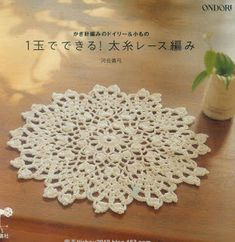 ISSUU - 112 ondori dolly 2008 by Vera Azimova.Oodles of free diagrams for doilies.some would be perfect for lavish and lacy settings for my kitchen table! THIS IS A FREE BOOK! Crochet Doily Patterns, Crochet Diagram, Crochet Chart, Crochet Motif, Crochet Doilies, Crochet Girls, Crochet Home, Love Crochet, Crochet For Kids