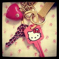 I have this Hello Kitty key