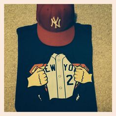 Yankees Super Captain - Derek Jeter Tee
