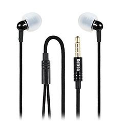 From 5.99:Betron Ks45 Noise Isolating Ultralight Earphones With Amazing Comfort And Fit For Iphone Ipad Ipod Samsung Nokia  Mp3 Players Etc (ks45)