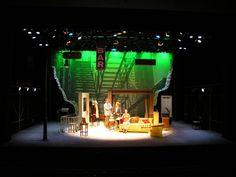 The Glass Menagerie. Cameri Theatre. Set design by Roni Toren. 2005