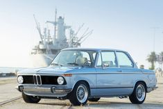 1974 BMW 2002-Barrett-Jackson