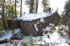"""010371350: """"sapper-in-the-wire: """" queenanunnaki: """" The largest blocks of stone ever discovered -The Megalithic Ruins In Russia - Mar 11, 2014 An incredible discovery that was recently made in Russia..."""