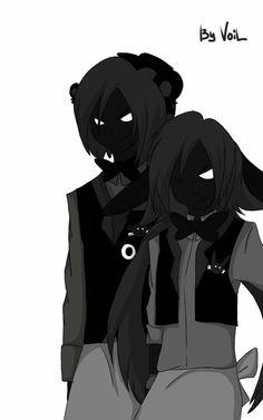 pole bear fnaf - Shadow Freddy & Bonnie