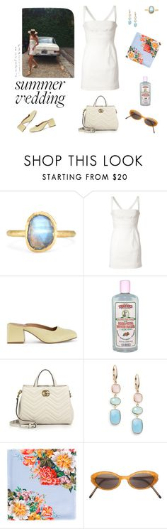 """""""HEY GIRLS"""" by pablita-power ❤ liked on Polyvore featuring Dsquared2, Alöe, Gucci, Saks Fifth Avenue and Yohji Yamamoto"""