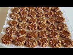 Nu vei mai cumpăra fursecuri! Incredibil de delicios cu puține ingrediente! - YouTube Gingerbread Cookies, Christmas Cookies, Biscuits, Cookie Recipes, Dessert Recipes, Banana Pie, Greek Sweets, Sweet Little Things, Choux Pastry