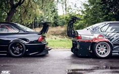 Classic Car News Pics And Videos From Around The World Bmw E38, Bmw E30 M3, Bmw E36 Drift, E36 Coupe, Bmw M Series, Custom Bmw, Custom Cars, Bmw Wallpapers, Bmw Classic Cars