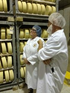 Trip to Sartori's Antigo Plant http://www.marcellathecheesemonger.com/2013/08/03/antigo-wisconsin-middle-of-nowhere-home-of-award-winning-cheese/ #Cheese @sartoricheese #EatLiveLoveCheese