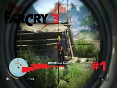 Far Cry 3 Part 1 The Sniper   #farcry #Farcry3 #Farcry4 #gameplay #GAme #games #Gamer #Dhoot #Ubisoft #Youtube #Himalaya #Spill #Facebook #Naits #Naitsh #Google #Firstpersonshooter #Videogame #Pcgame #Shooting #Awesome #Best #Bestgame T Games, Games To Play, Far Cry 4, First Person Shooter, Videogames, Hold On, Facebook, Awesome, Google