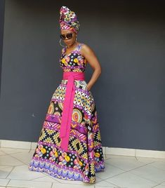 👗@nedim_designs ☎️ +27829652653 Long African Dresses, Latest African Fashion Dresses, African Print Dresses, African Print Fashion, Africa Fashion, African Traditional Dresses, Traditional Fashion, African Attire, African Wear