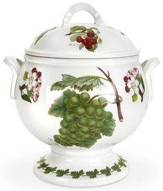 Portmeirion Pomona Soup Tureen with Ladle (495675) #Portmeirion #Portmeirion