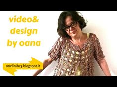 cardigan top down all'uncinetto I - YouTube