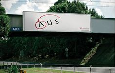 Virgin From AUS to USA billboard