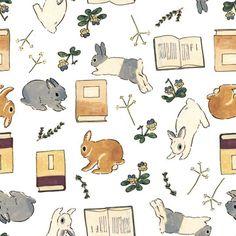 Schinako Bunny Art Just Like a Bunny — Happy New Year Pretty Art, Cute Art, Animal Drawings, Cute Drawings, Rabbit Art, Bunny Art, Cute Illustration, Aesthetic Art, Cute Wallpapers