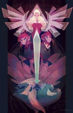 Neverending by ~nna Legend of Zelda