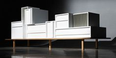 Original Design-Sideboard - by Alain Gilles - ArchiExpo