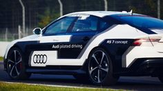 Audi debuts its RS 7 Piloted Driving Concept under what may arguably be one of the most challenging conditions possible. In its effort to bring self-driving vehicles to the streets, the car manufacturer is hitting the race track to see just how its unmanned vehicles stack up against human drivers. #Atmel #Audi #Auto #Driverless #Autonomous