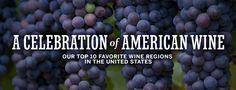 Top 10 American Wine Regions