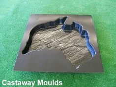 Approx size 450mm x 450mm x 35mm. Ideal for patio's, pathways etc. Can be usedto complimentour Yorkstone Paver Range. Made from 2mm durable plastic. Make your own pavers and save $$$ Stepping Stone Pathway, Stepping Stone Molds, Concrete Paver Mold, Lawn Edging, Secret Places, Garden Ornaments, Pathways, Range, Patio