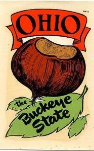 The Buckeye State. I was born in Columbus, Ohio in 1927
