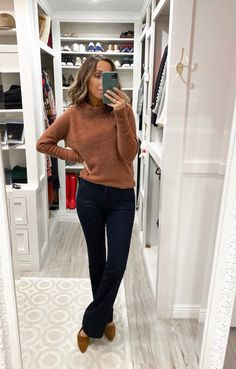 Fall Haul Try-on Source by fashion classy Navy Pants Outfit, Cute Teacher Outfits, Teaching Outfits, Winter Teacher Outfits, Teaching Style, Fall Outfits For Work, Casual Work Outfits, Winter Outfits, Clothes