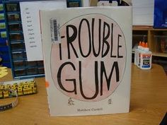 We chewed sugar free gum, listened to the story Trouble Gum, tried to learn to blow bubbles, and wrote a paragraph on how to blow a bubble. Kindergarten Writing, Teaching Writing, Writing Activities, Literacy, Teaching Kids, Work On Writing, Writing Workshop, Writing Ideas, Writing Traits