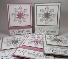 Cards using SU!'s Succulent Garden bundle